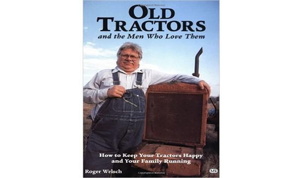 تراکتورهای قدیمی و مردی که آن ها را دوست دارد !
