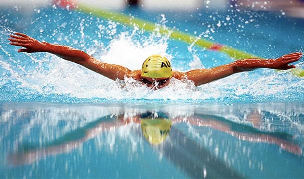 شنا کردن و شنگ کوب و گرفتگی