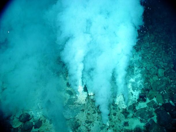آتش فشان های اقیانوسی