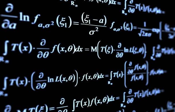 مرد نابغه ریاضی