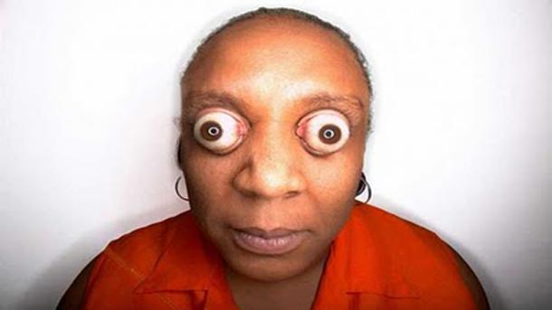 متعجب ترین چشم های دنیا ، رکورد گینس