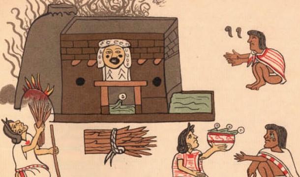 سونا در تمدن مایا