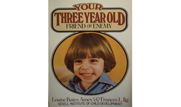 فرزند سه ساله شما : دوست یا دشمن ؟