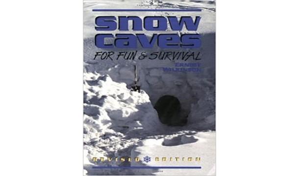غارهای برفی برای تفریح و نجات یافتن !