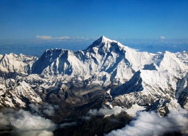 کوه اورست ، بالاترین ارتفاع کره زمین