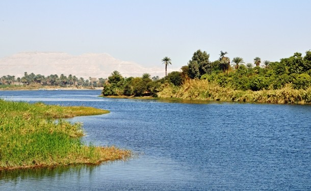 نیل طولانی ترین رودخانه جهان