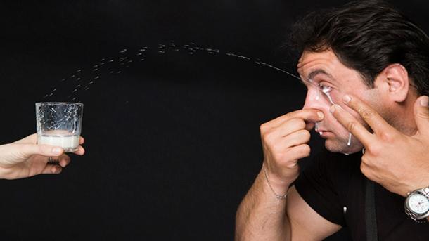 بیشترین فاصله پرتاب شیر با چشم ، رکورد گینس