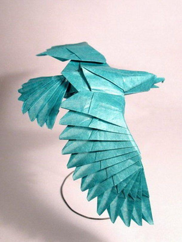 اوریگامی عقاب