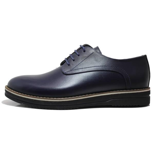 کفش مردانه چرم طبیعی ژست مدل 1103
