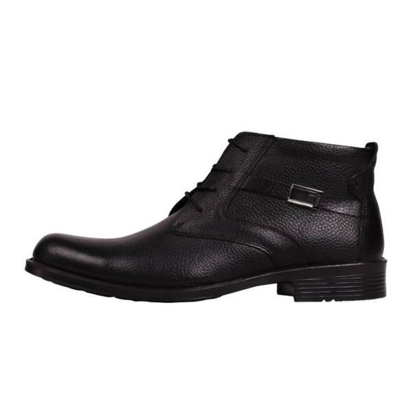 کفش چرم مردانه مهاجر مدل M1M
