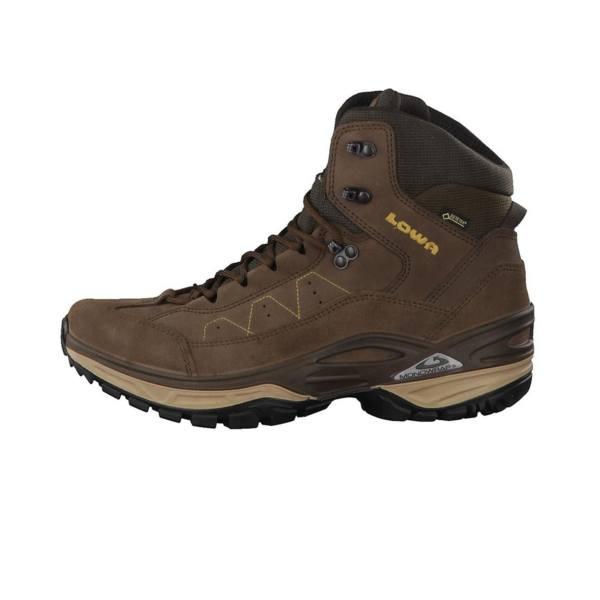 کفش کوهنوردی مردانه لوا مدل NOS TORO II GTX MID He.Outdoorschuh