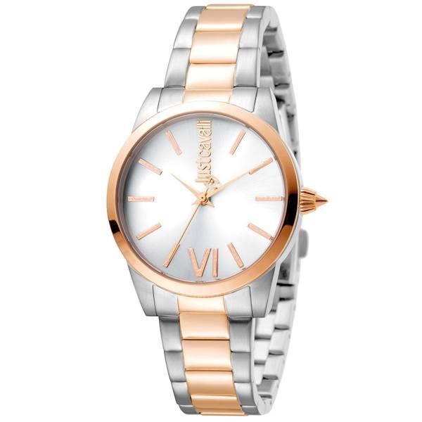 ساعت مچی عقربه ای زنانه جاست کاوالی مدل JC1L010M0145