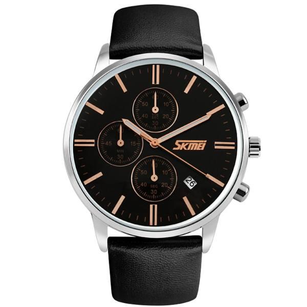 ساعت مچی عقربه ای مردانه اسکمی مدل 9103 کد 01