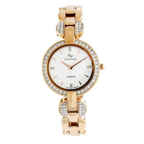 ساعت مچی عقربه ای زنانه کارلو پروجی مدل SL2016-5