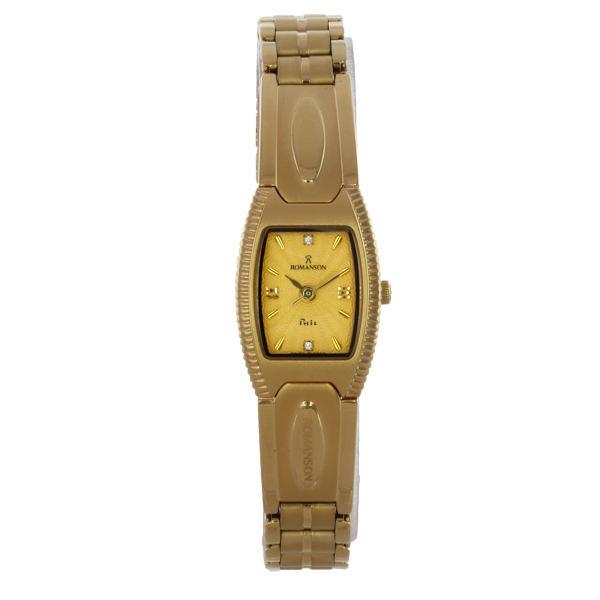 ساعت مچی عقربه ای زنانه رومانسون مدل NM0546LL1GA51G