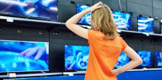 20 مدل تلویزیون برتر و پرفروش در بازار ایران