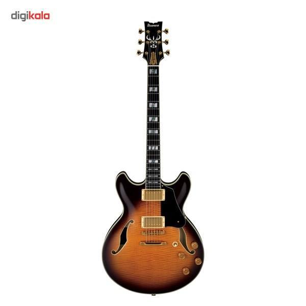 گیتار الکتریک آیبانز مدل JSM100 VT John Scofield Signature