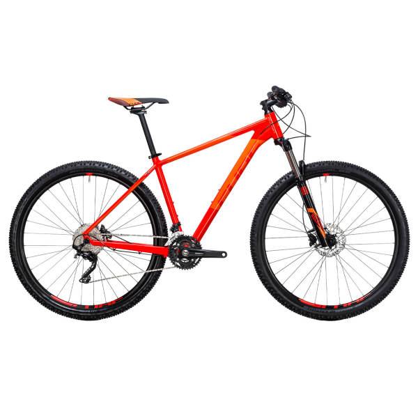 دوچرخه کوهستان کیوب مدل attention سایز 27.5