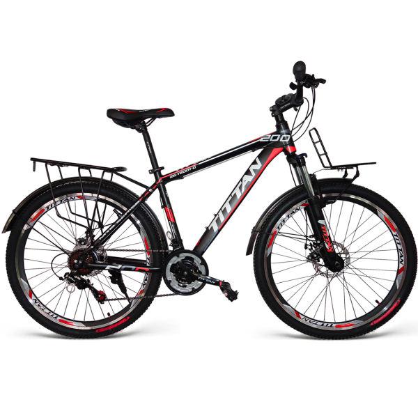 دوچرخه دو شاخ کمک دار مدل 2678 سایز 26