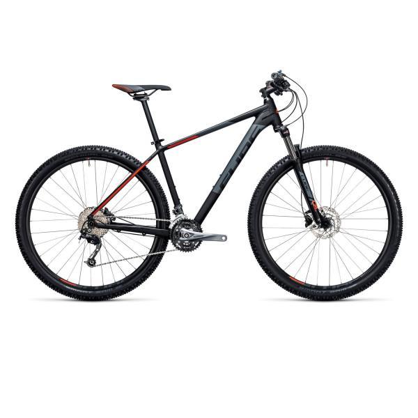 دوچرخه کوهستان کیوب مدل attention SL