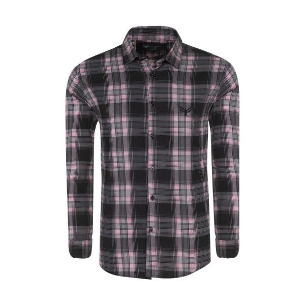 پیراهن آستین بلند مردانه پیکی پوش مدل M02504