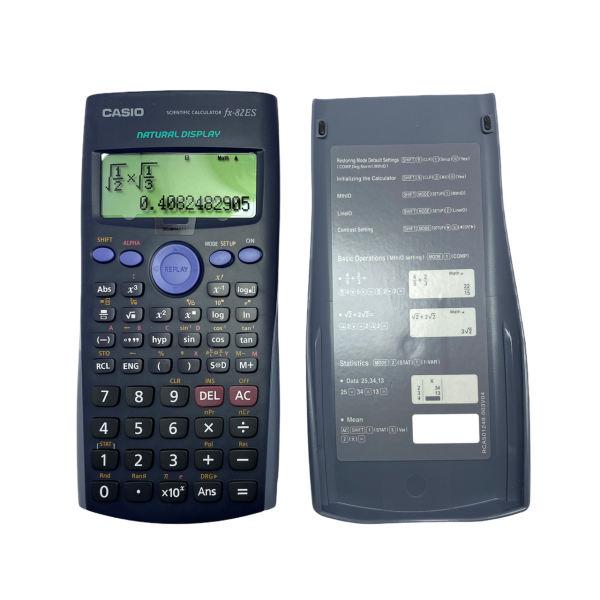 ماشین حساب کاسیو مدل fx-82es