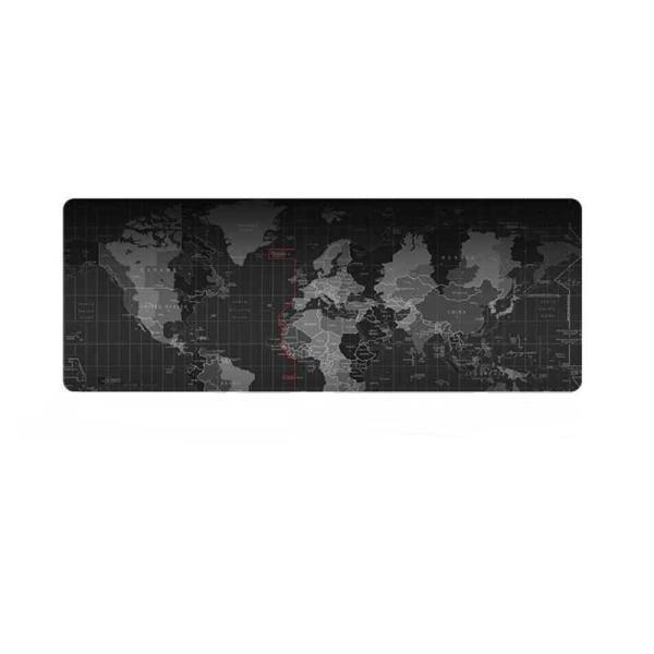 ماوس پد مخصوص بازی نقشه جهان مدل 70x30