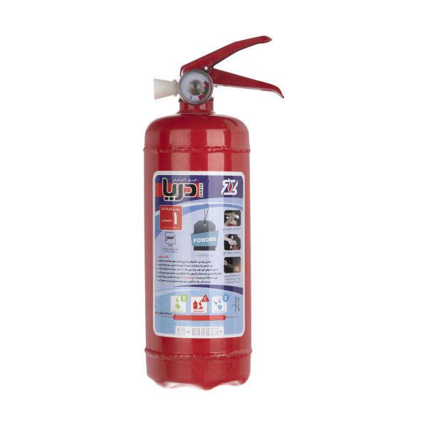 کپسول آتش نشانی دریا مدل b-376 وزن 1 کیلو گرم