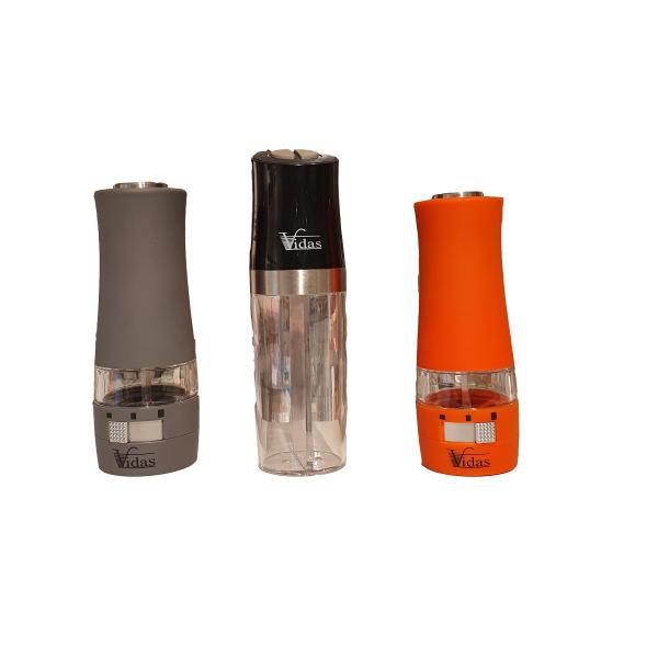 ست فلفل و نمک ساب ویداس مدل VIR-9057 مجموعه 3 عددی