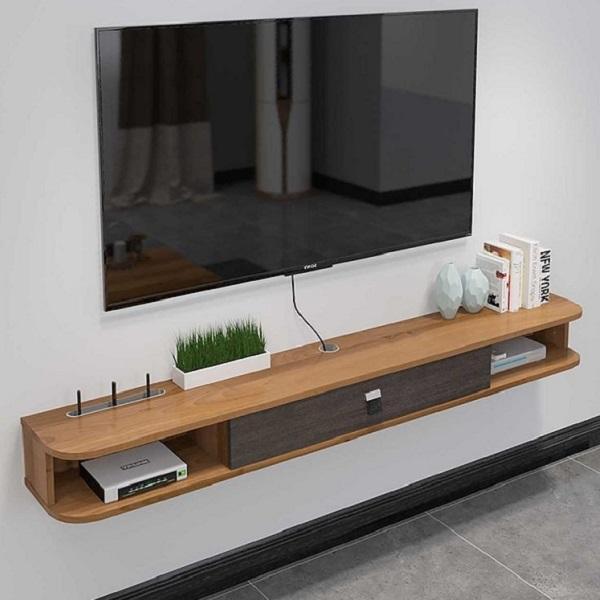 میز تلویزیون دیواری مدل wal1