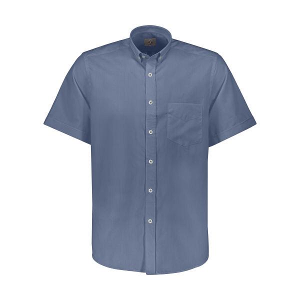 پیراهن آستین کوتاه مردانه زی سا مدل 153139377