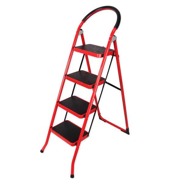 نردبان چهار پله مدل کاراسان کد 26010002
