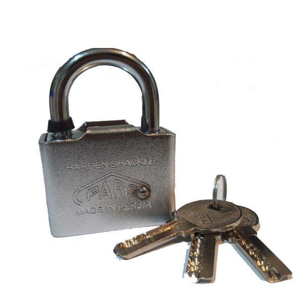 قفل آویز پارس مدل 55CSP