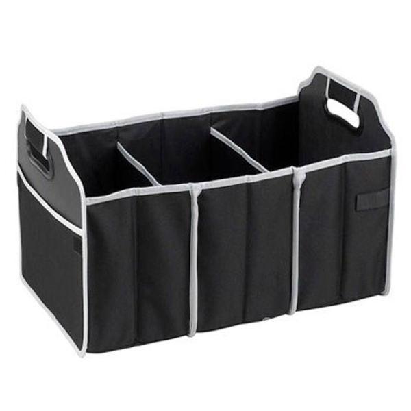جعبه نظم دهنده صندوق عقب خودرو به همراه کیف فویل دار نوشیدنی