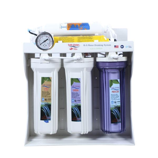 دستگاه تصفیه آب خانگی سافت واتر مدل RO-07