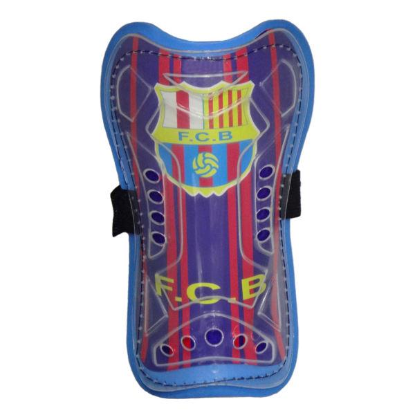 ساق بند فوتبال طرح بارسلونا مدل SG096 بسته 2 عددی غیر اصل