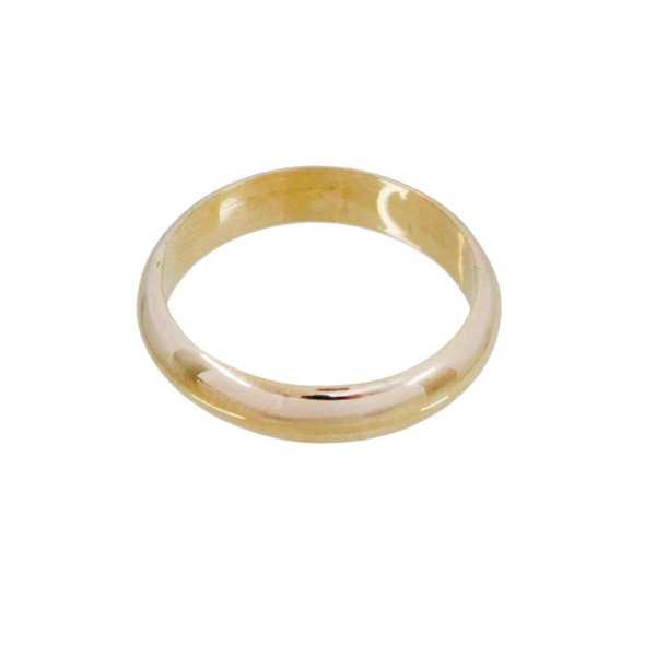 انگشتر طلا 18 عیار کانیار گالری مدل AG