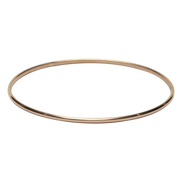 النگو طلا 18 عیار گوی گالری مدل G261