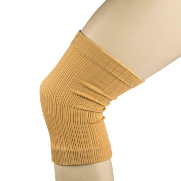 ساق بند زانوبند پاک سمن مدل Ribbed Fabric