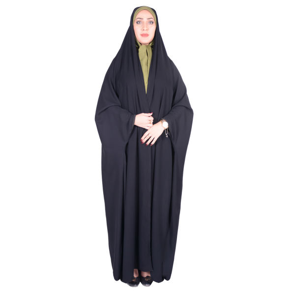 چادر دانشجویی شهر حجاب کد 8011