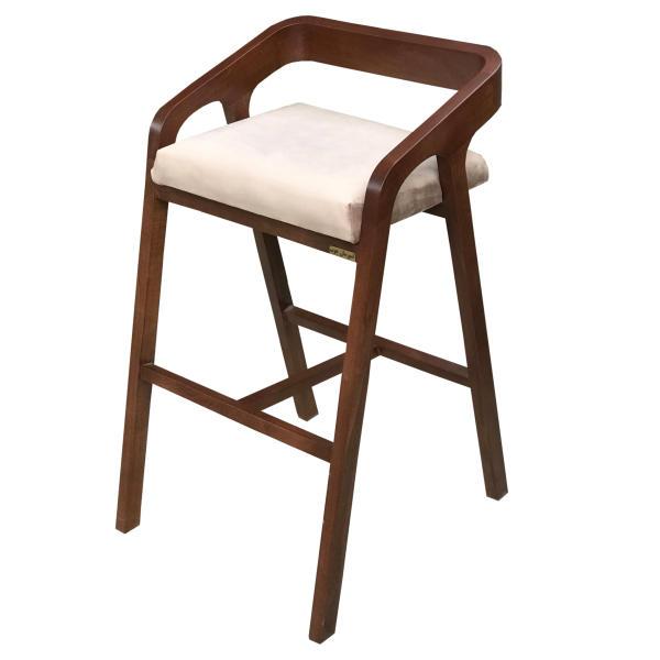 صندلی چوبی اپن اسپرسان چوب مدل sn001