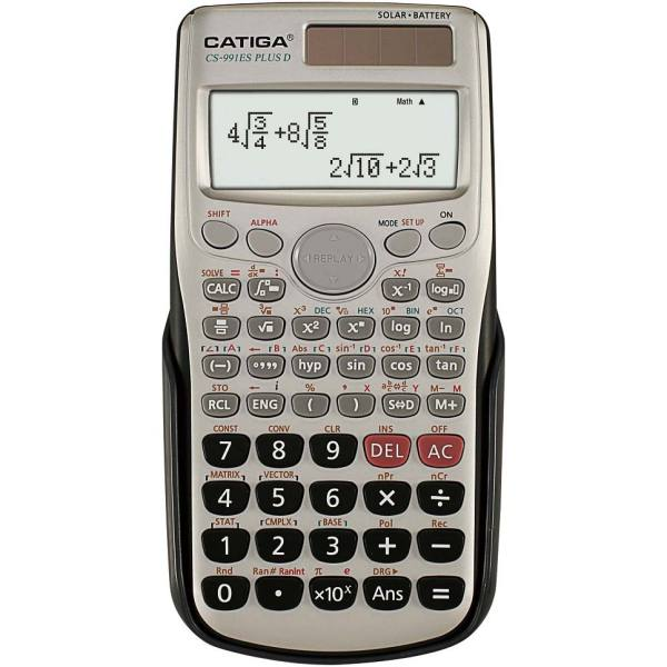 ماشین حساب کاتیگا مدل CS-991 Es Plus