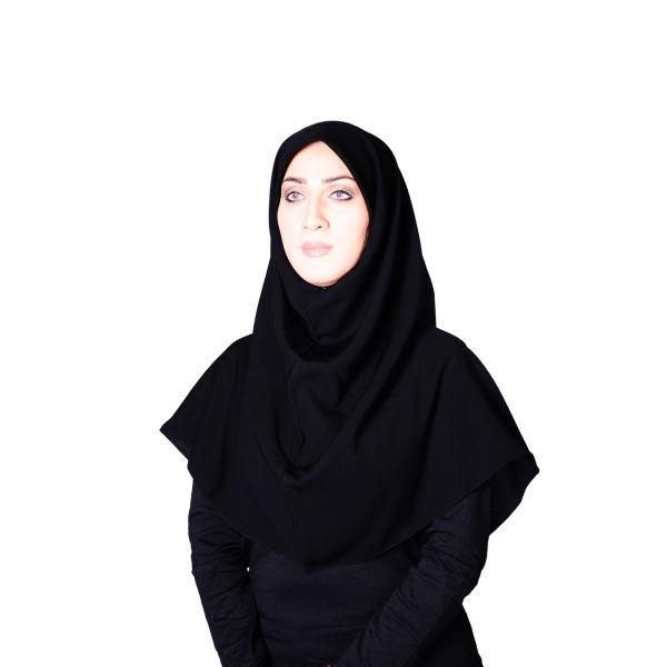 مقنعه شهر حجاب مدل 100