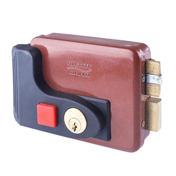 قفل برقی فایو استار مدل ایزو 2000