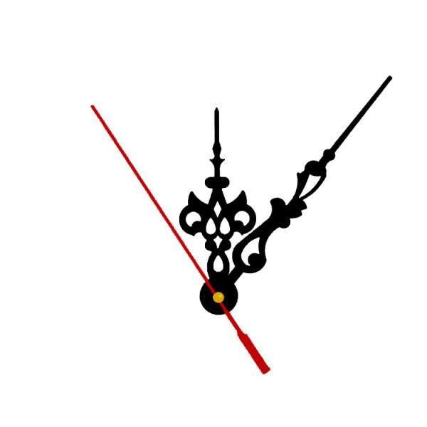 عقربه ساعت مدل M6363 6262