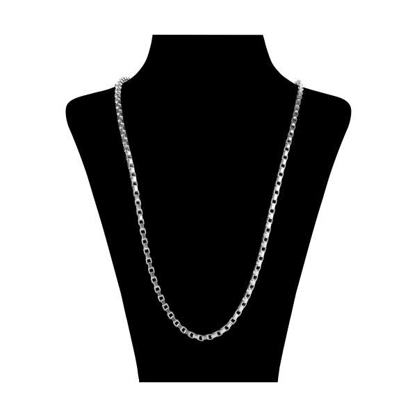 زنجیر نقره زنانه کد V002