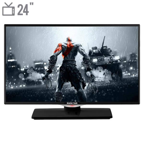 تلویزیون ال ای دی مسترتک مدل MT2402HD سایز 24 اینچ
