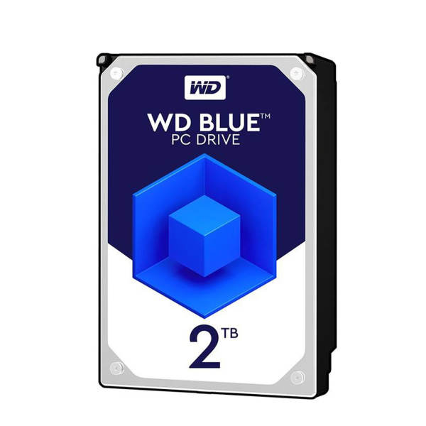 هارددیسک اینترنال وسترن دیجیتال مدل Blue WD20EZAZ ظرفیت 2 ترابایت