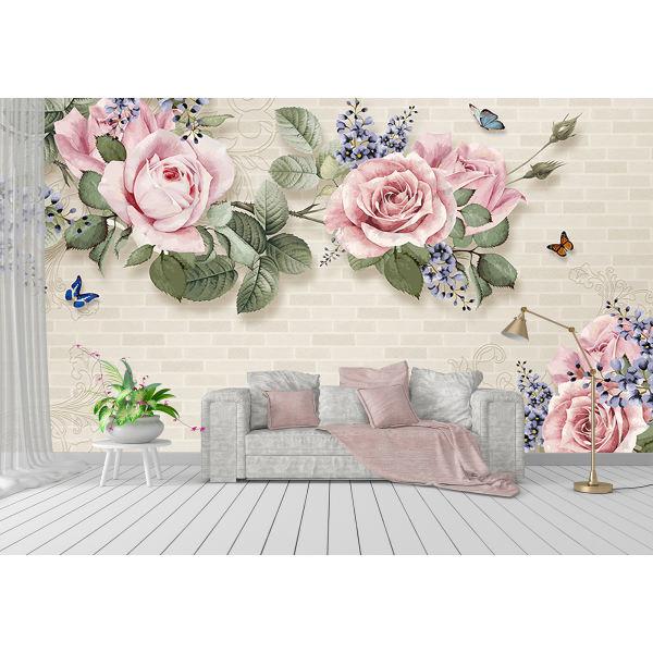 پوستر دیواری سه بعدی کد 16878855