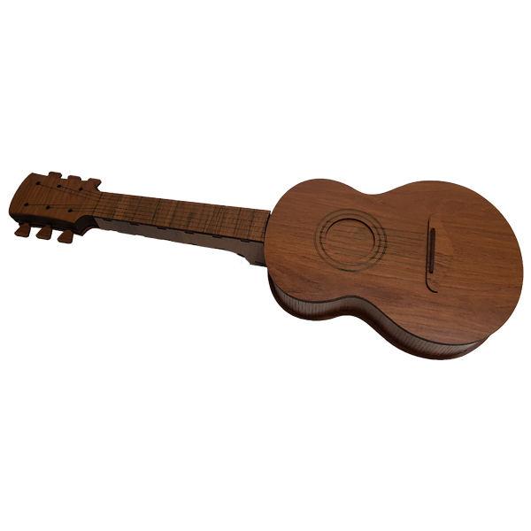 جعبه هدیه طرح گیتار کد ۲۶